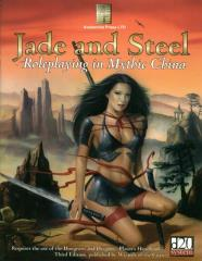 Jade and Steel - Roleplaying in Mythic China