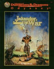 Jakandor - Island of War