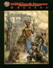 Jakandor - Isle of Destiny