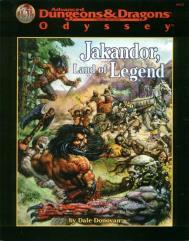 Jakandor - Land of Legend
