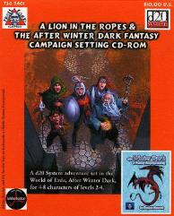 Lion in the Ropes, A - CD-Rom
