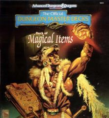 Deck of Magical Items