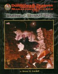 Illithid Trilogy, The #2 - Masters of Eternal Night