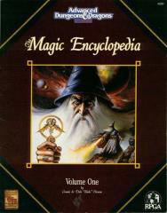Magic Encyclopedia #1 (List Edition)