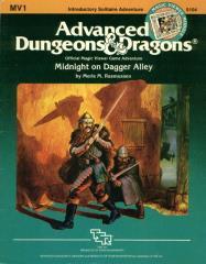 Midnight on Dagger Alley
