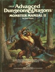 Monster Manual II