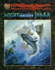 Sahuagin Trilogy, The #2 - Night of the Shark