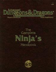Complete Ninja's Handbook, The (1st Printing)