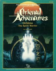 Ochimo - The Spirit Warrior