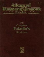 Complete Paladin's Handbook, The (1st Printing)