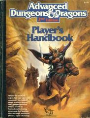 Player's Handbook (1st Printing)