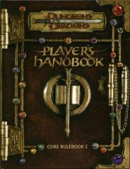 Player's Handbook 3.0 (2nd Printing)