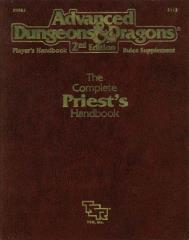 Complete Priest's Handbook, The (1st Printing)