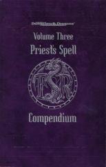 Priest's Spell Compendium #3