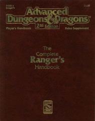 Complete Ranger's Handbook, The (1st Printing)