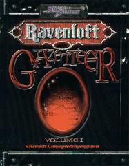 Gazetteer Volume I