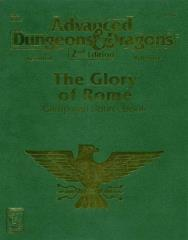 Glory of Rome Campaign Sourcebook, The