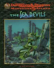 Sea Devils, The