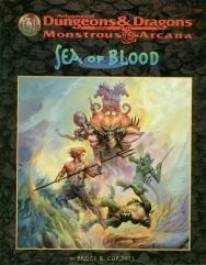 Sahuagin Trilogy, The #3 - Sea of Blood
