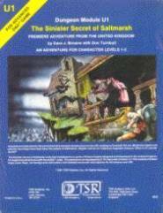 Sinister Secret of Saltmarsh, The
