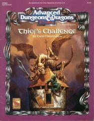Thief's Challenge I