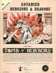 Tomb of Horrors (1st-3rd Printings, Pastel)