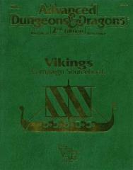 Vikings Campaign Sourcebook