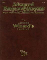 Complete Wizard's Handbook, The (1st Printing)