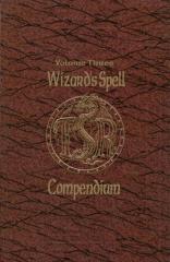 Wizard's Spell Compendium #3