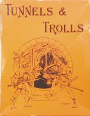 Tunnels & Trolls (UK 5th Edition, 2nd Printing)