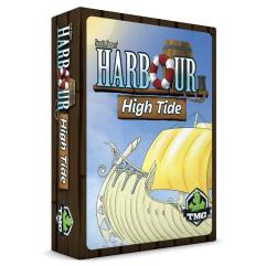 Harbour - High Tide Expansion