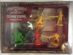 Tusketeers - Hero Pack (Kickstarter Exclusive)