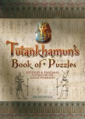 Tutankhamun's Book of Puzzles - Riddles & Enigmas Inspired by the Great Pharaoh