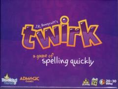 Twirk - A Game of Spelling Quickly