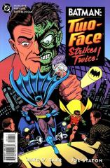 Batman - Two-Face Strikes Twice!