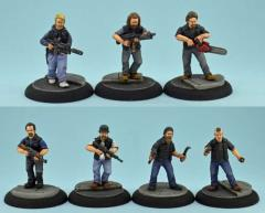 Turf War Z - Biker Gang
