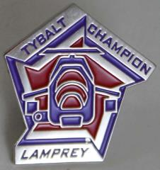 Champion of Tybalt Pin - Lamprey