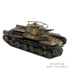 Japanese Type 97 Chi Ha