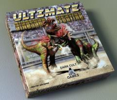 Ultimate Dinosaur Fighting