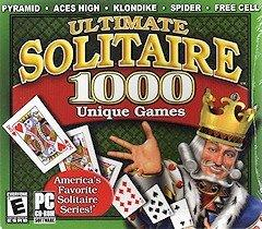 Ultimate Solitaire - 1000 Unique Games
