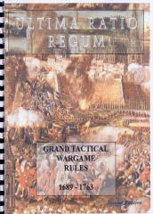 Ultima Ratio Regum (2nd Edition)