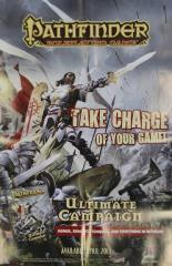 Ultimate Campaign Promo Poster - Take Charge of Your Game