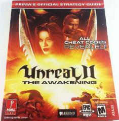 Unreal II - The Awakening, Official Strategy Guide