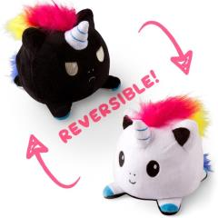 Unicorn Mini - White Rainbow/Black Rainbow