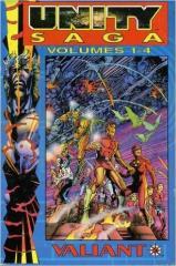 Unity Saga Vol. 1-4