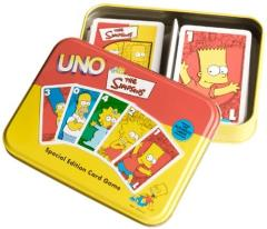 Uno - The Simpsons (Special Edition)