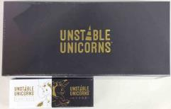 Unstable Unicorns - Order & Chaos w/Collector Box(Kickstarter Edition)