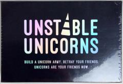 Unstable Unicorns (Kickstarter Foil Box Edition)