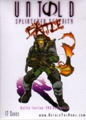 Battle Faction - NAV Defenders