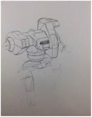 Battletech Unused Concept Art - Untitled #11